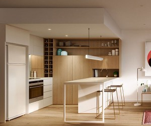 Design Tip For A Small Kitchen. Part 77